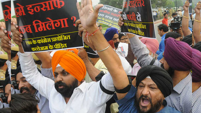 Enhanced Compensation To Victims Of 1984 Anti-Sikh Riots
