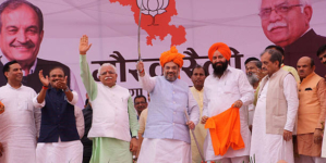 Haryana withdraws cases against Jat agitators to clear way for Amit Shah rally