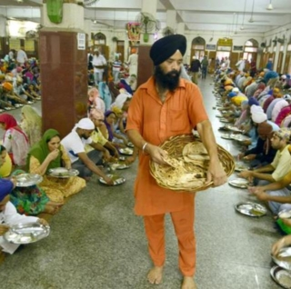 Golden Temple Free Langar suffering due to GST
