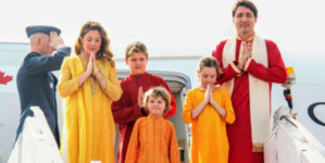 Justin Trudeau in India: Hug missing! Mounting pressure?