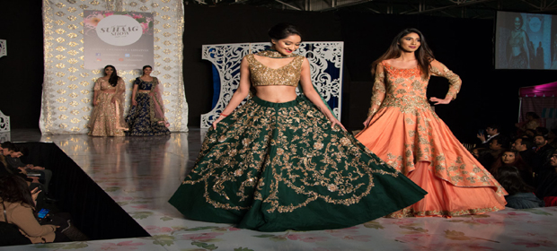 LATEST TRENDS IN SOUTH ASIAN BRIDAL FASHION!
