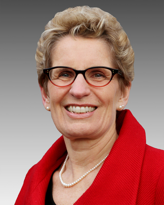 Premier Wynne Returning to U.S