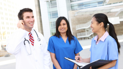 Help for Internationally Educated Nurses featured on OMNI TV