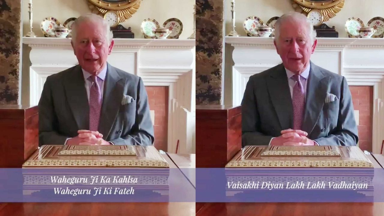 Prince Charles Lauds British-Sikhs' Role In Covid-19 Fight